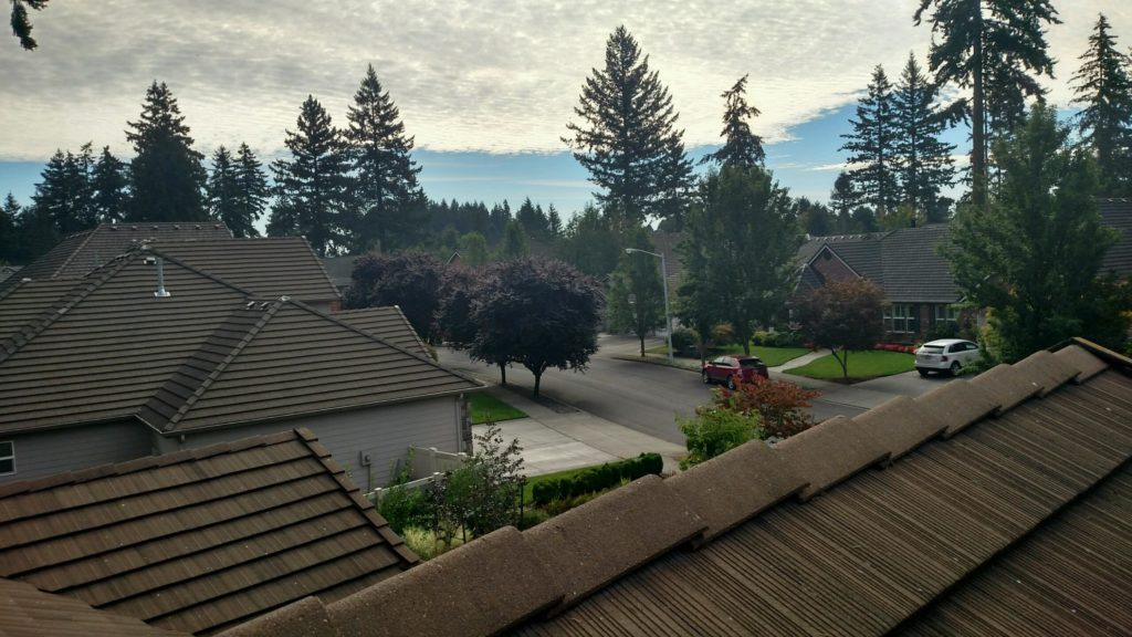 roof maintenance and cleaning Vancouver WA