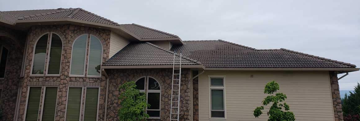 Clean Tile Roof